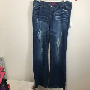 Pure Energy Jeans Size 18